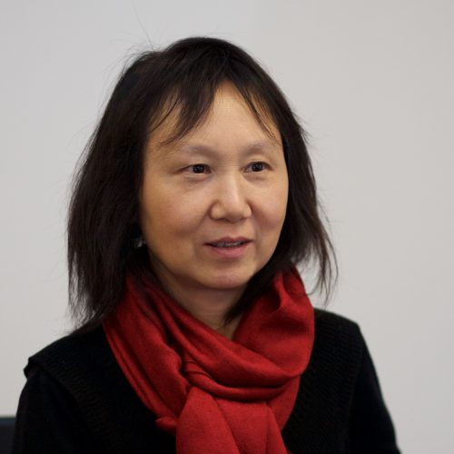 Dr Ning Li